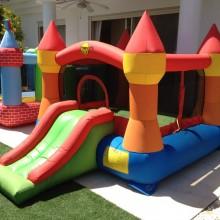 מתנפח הטירה הקסומה - הכי חזק לילדים
