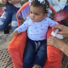 כיסא יום הולדת עם ג'ימבורי