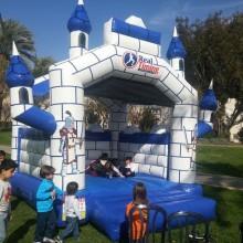 השכרת מתנפח קפיצה ליום הולדת בתל אביב