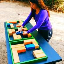 שולחן משחק ייחודי