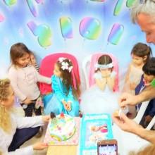 הפעלת יום הולדת גיל 4