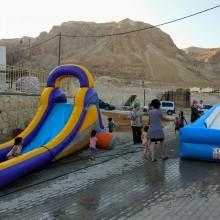 מסיבת קיץ בים המלח