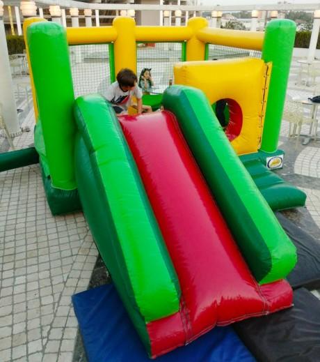 השכרת מתנפח לגיל 4